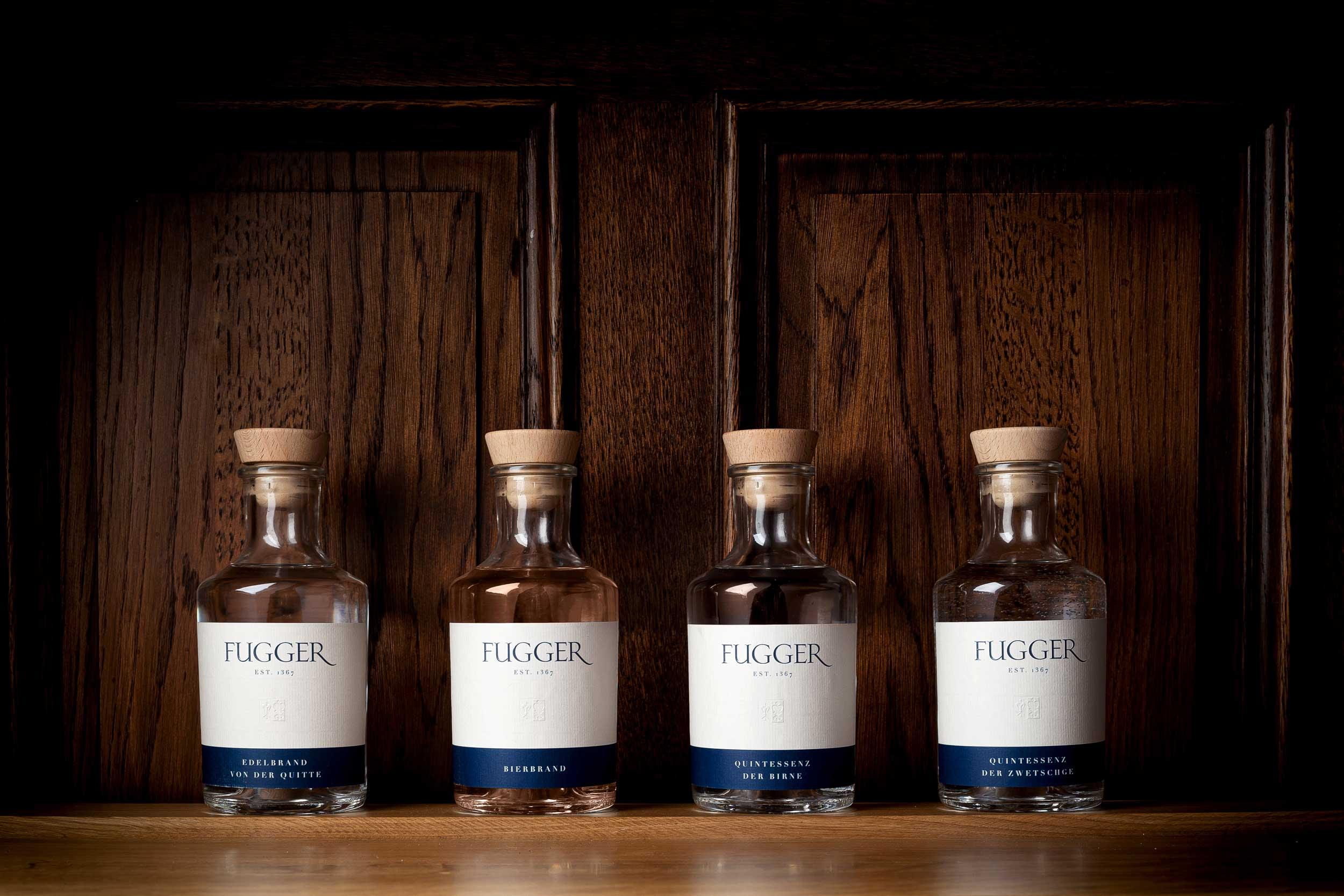 Die Fugger Destillate